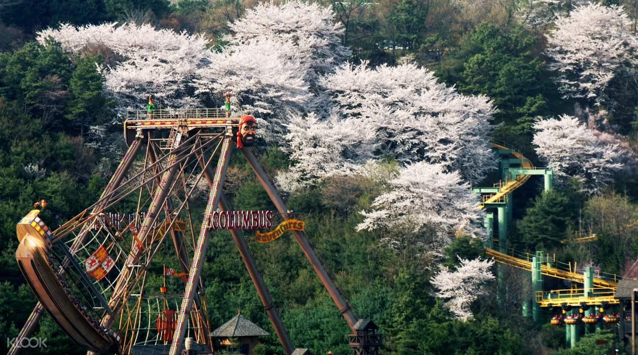 Everland Korea Theme Park Tickets (One Day Pass) - Klook